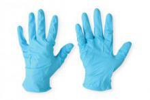 """Перчатки нитриловые неопудренные. Размер """" XL """""""