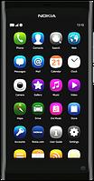 """Копия Nokia N9, дисплей 3.6"""", 2 SIM, Java, FM-радио. Заводская сборка!, фото 1"""