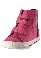 Кеды для девочки  Lassie by Reima 769105 - 4860. Размер 24-35.