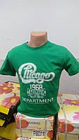 Мужская футболка Чикаго