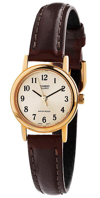 Часы наручные женские Casio LTP-1095Q-9B1 (модуль №1330)