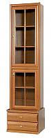Витрина Моррис (SM), витрина из серии модульной мебели Моррис с ящиками