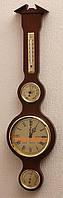 Барометр с гигрометром, термометром и часами Moller