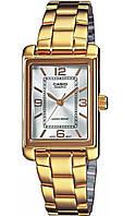 Часы наручные женские Casio LTP-1234G-7AEF (модуль №1330)