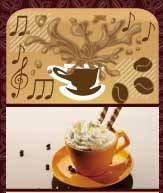 """Кофе """"Ирландский крем"""" ароматизир. в зернах"""