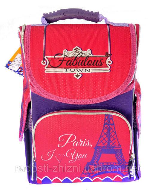 Рюкзак ортопедический школьный Smile Париж 987919