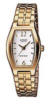 Часы наручные женские Casio LTP-1281G-7AEF (модуль №1330)
