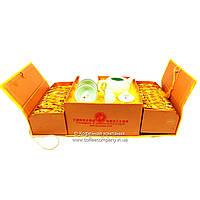 Чай китайский Подарочный набор Те Гуань Инь Анси Фуцзянь 40шт+сервиз