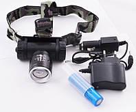 Ліхтарик налобний Police BL-6952
