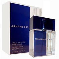 Туалетная вода для мужчин Armand Basi In Blue (Арман баси ин блю).