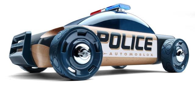 Деревянный авто-конструктор Automoblox