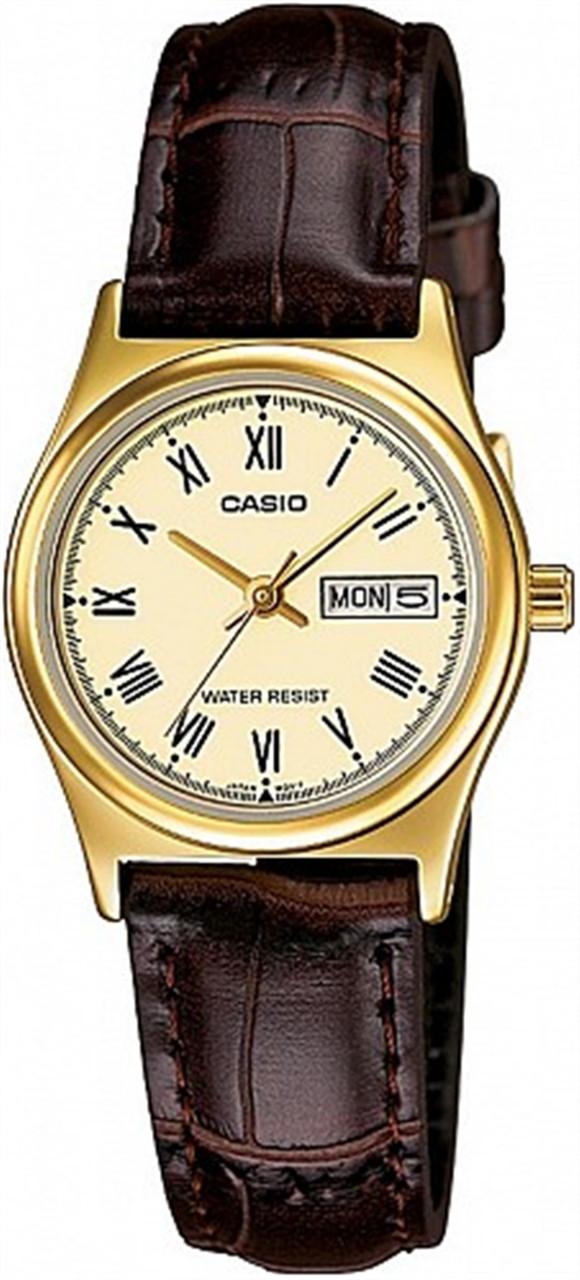 Часы наручные женские Casio LTP-V006GL-9BUDF (модуль №5237)