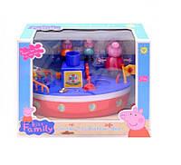 Игровой набор Кораблик Свинка Пеппа (Peppa Pig) PP 6334