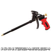 Пистолет для монтажной пены 350 мм с тефлоновым покрытием ПРОФИ