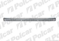 Накладка бампера (под паркомат) 99-03 седан Mercedes E-Class W210 95-03