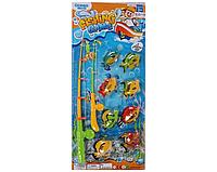 Игровой набор «Магнитная рыбалка» | 2 удочки