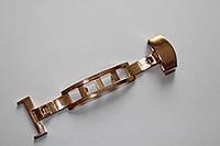 Застежка бабочка двухсторонняя-из нержавеющей стали 16 мм,18 мм, 20 мм