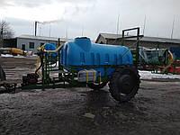 Опрыскиватель прицепной полевой ОГП 2500 / 18 гидравлический подъем с карданным валом(2500 л.,18 м)