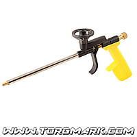 Пистолет для монтажной пены 290 мм, тефлоновое покрытие баллоноприемника, иглы