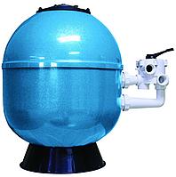 Песочный фильтр для бассейна Kripsol Artik AK900; 31,5 м³/ч; боковое подключение