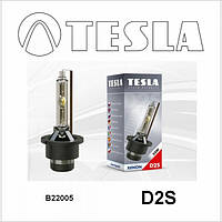 Лампа ксеноновая D2S 4300K Tesla