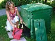 Садовые емкости, баки для компоста