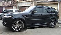 Дефлекторы окон (ветровики) Land Rover Range Rover Sport II 2013