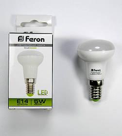 Світлодіодні лампи LED r39, r50, r63
