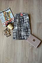 Новая короткая юбка Select с бархатным узором, фото 3