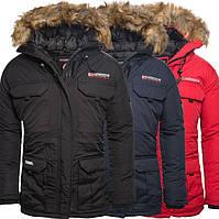 Мужские куртки парки Geographical Norway Оригинал