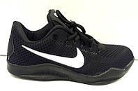Кроссовки детские Nike сезон: весна, лето черные NI0006