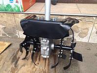Культиватор-насадка к двигателю бензокосы (мотокосы, триммера) вал-9-(7)шлицов,штанга 26-28мм