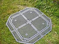 Решетка донная для садового компостера 400, 600, 900 л