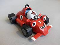 Оригинальная гоночная машинка из США на инерционном роторе и батарейках
