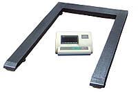 Весы паллетные ВПД-П-0,5т эконом
