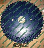 Диск GA6184 высев, 48отв. соя, синий, Kinze SEED DISC SOYBEAN 48 CELL 817-282c соя, фото 1