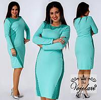 Платье батальное Tessa (цвета в ассортименте)
