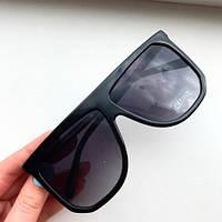 Женские солнцезащитные очки Селин черные