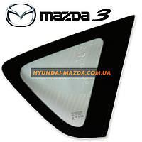 Оригинальное заднее стекло в кузов (правая сторона) Mazda 3 BK хэтчбек
