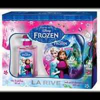 FROZEN Набор детская La Rive - парфюмированная вода 50 мл + гель для душа 250 мл