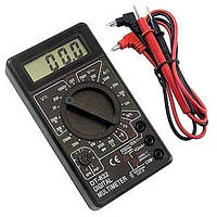 Мультиметр тестер вольтметр амперметр DT-832 (звуковая прозвонка)