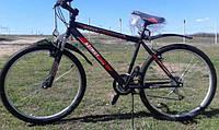Горный спортивный велосипед 24 дюймов Azimut Dakar 335-G-1 (оборудование SHIMANO)черной***