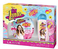 Детский набор LUNA OUCH - парфюмированная вода 50 мл + шампунь-гель для купания 250 мл