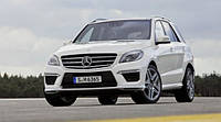 Комплект обвеса Mercedes-Benz ML-Class (W166) ML 65 AMG