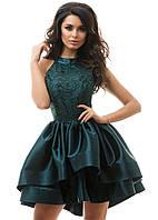 Женское вечернее платье  Атлас  р.42,44,46