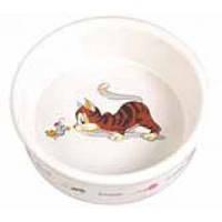 Миска керамическая для кошки, 200мл, 11,5см