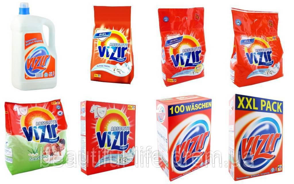 купить стиральный порошок Vizir