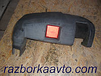 Клык заднего бампера для Fiat Ducato