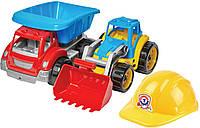 Игровой набор Технок Малыш-строитель 3 (3954)