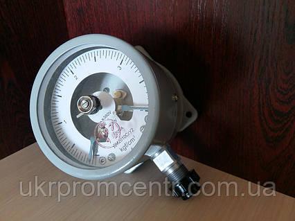Манометр электроконтактный ДМ2010Сг